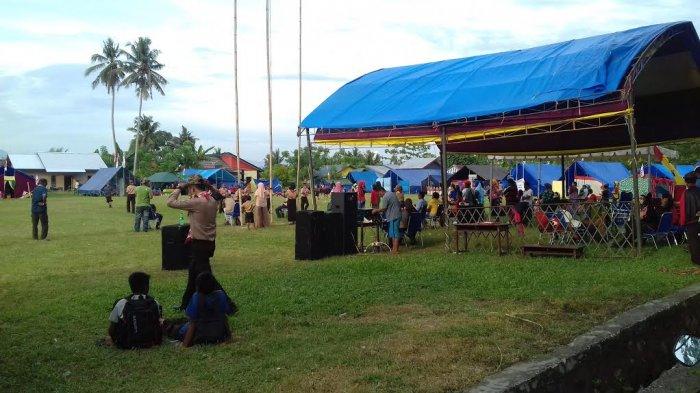 Peduli Dhuafa, Pramuka Luwu Timur Tebar Paket Sembako