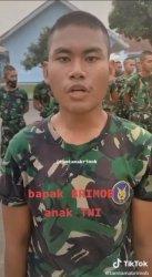 Bikin Bingung, Pangkat Prajurit TNI AD Ini Sebenarnya Prada Atau Pratu?