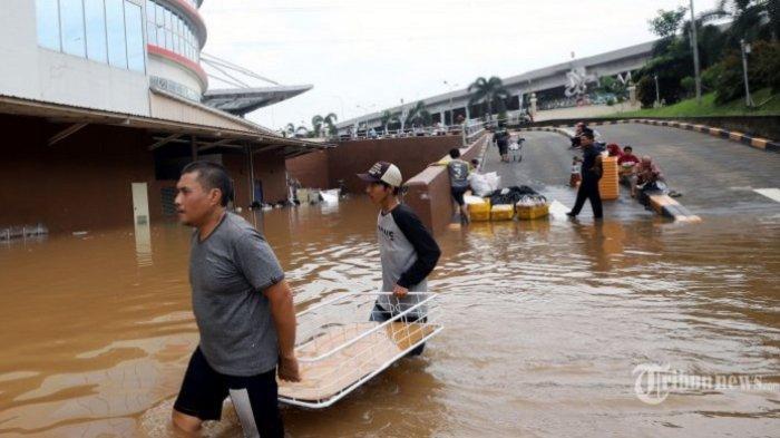 SIMAK Sejarah Banjir Jakarta dari Zaman Tarumanegara hingga Hindia Belanda