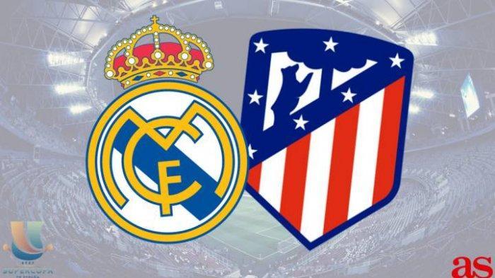 KABAR BURUK Atletico Madrid Jelang Final Piala Super Spanyol Lawan Real Madrid Malam ini