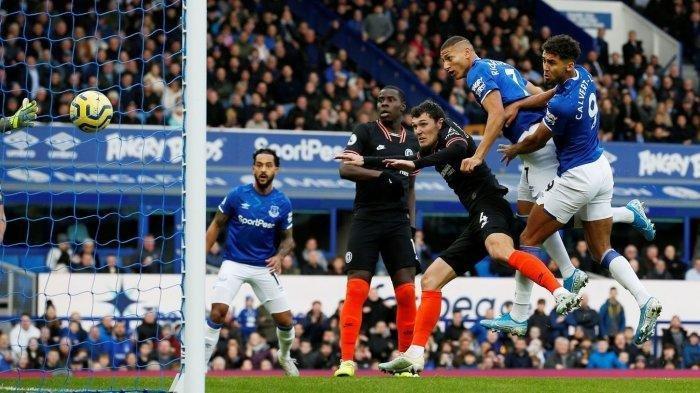 PREDIKSI Skor Everton vs Chelsea Liga Inggris, Line Up, Head to Head & Link Nonton Streaming