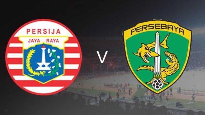 Prediksi Susunan Pemain Line Up Persija Vs Persebaya, Live Indosiar TV Online Malam ini Jam 18.30