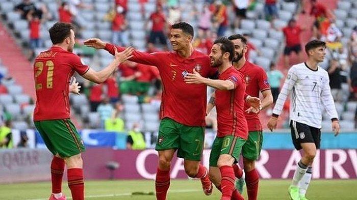 Jadwal Portugal vs Prancis Main Jam Berapa? Prediksi Susunan Pemain & Head To Head, Siapa Unggul?