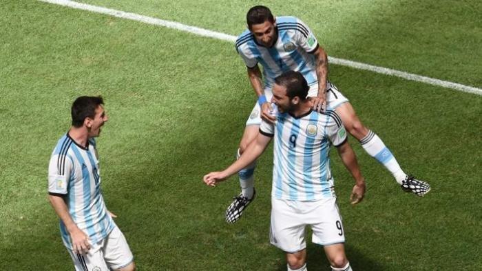 Prediksi Susunan Pemain & Link Live Streaming TV Online Copa America Argentina vs Chile 15 Juni 2021