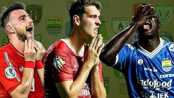 Ini Daftar 23 Pemain Persija untuk LCA, Bandingkan Prediksi Line Up Persib & PSM di Liga 1 2019