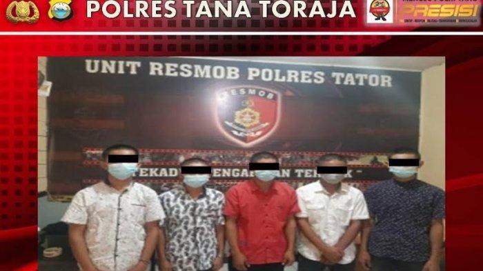 17 Preman di Toraja Ditangkap, Kabid Humas Polda Sulsel Imbau Warga Berani Lapor Aksi Premanisme