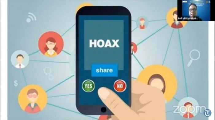 Ketahui Elemen Berita Hoax, Tangkal dengan Kemampuan Digital Literasi