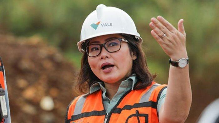 Febriany Eddy Jabat Presiden Direktur PT Vale Indonesia yang Baru