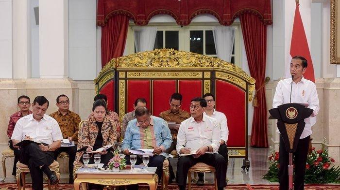 Anak Muda, 8 Calon Menteri Jokowi - Maruf Amin:  2 Anak Eks Presiden, Najwa Shihab - Wisnutama Masuk
