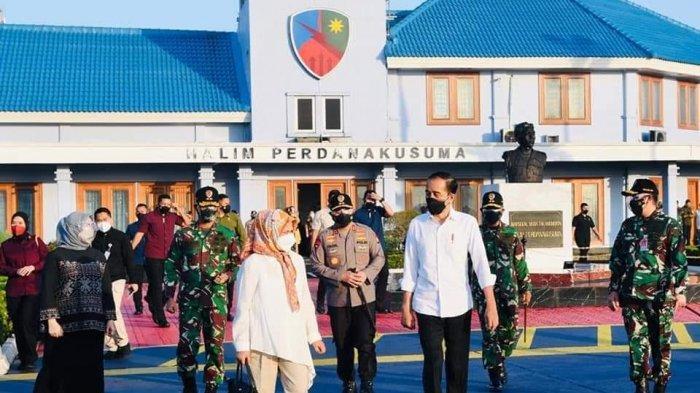 Berikut Rangkaian Kegiatan Presiden Jokowi Selama di Kabupaten Wajo