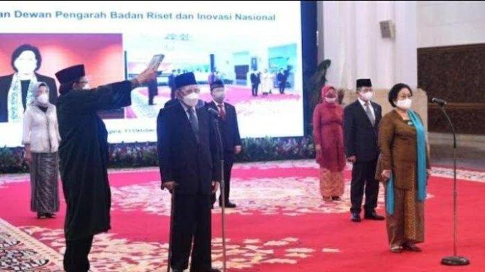 Megawati Jadi Ketua Dewan BRIN, Fraksi PKS Khawatir Adanya Politisasi Riset