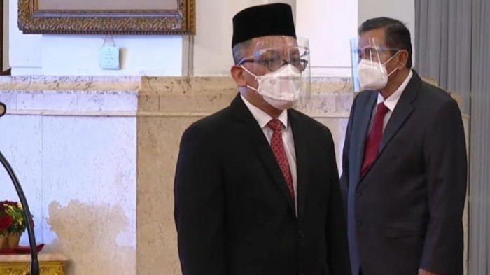 Siapa Laksana Tri Handoko yang Ikut Dilantik Jokowi Bersama 2 Menteri? Pencetus Sistem Online CPNS
