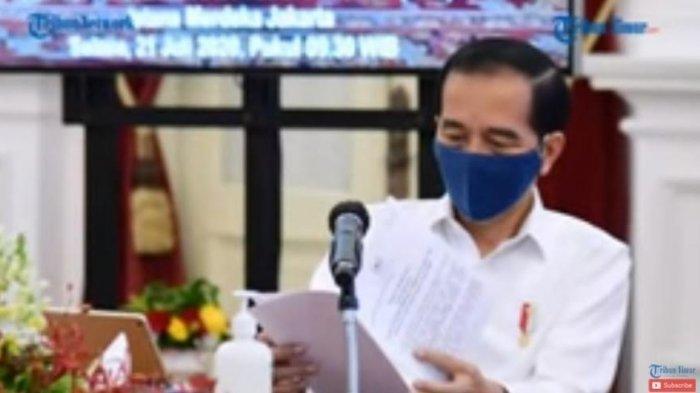 Meski di Tengah Wabah Corona Warga Indonesia Mulai Banyak Belanja, Jokowi Senang