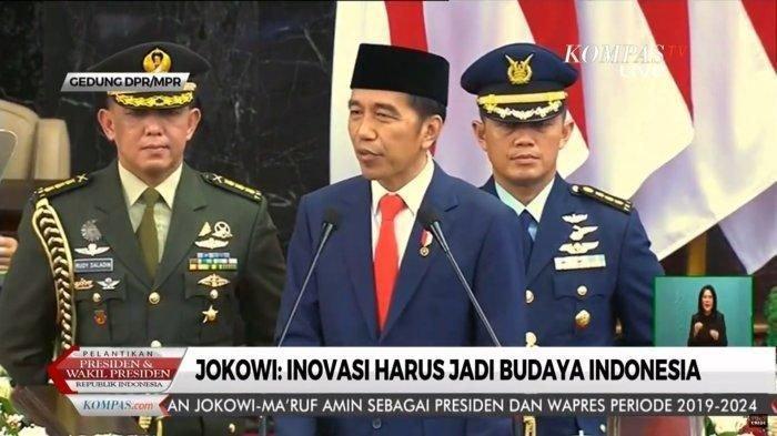 Mentan SYL Aman, Mensesneg Pastikan Reshuffle Kabinet Tak Ada karena Jokowi ke Jawa Barat