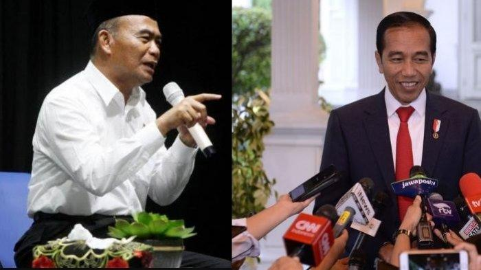 Presiden Jokowi Beberkan Kriteria Mendikbud di Kabinet Baru, Muhadjir Effendy bakal Tersingkir?