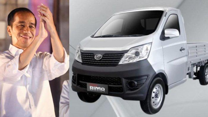 Akhirnya Peluncuran Mobil Esemka Bima oleh Jokowi, Harga Murah, Saingi Mitsubishi, Suzuki, Daihatsu