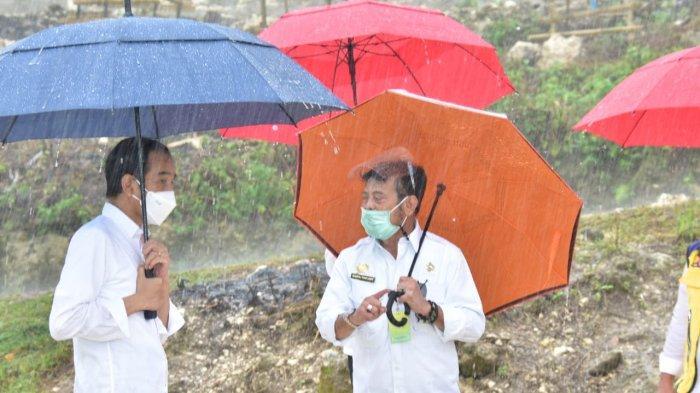 Presiden Jokowi Dorong Pembangunan Kawasan Food Estate Sumba Tengah Capai 10.000 Ha