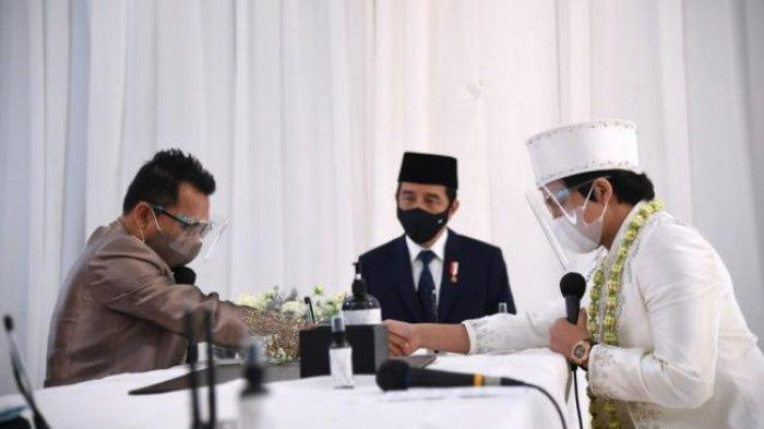 Presiden Jokowi Jadi Saksi Nikah, Dosen UI: Atta dan Aurel Tahu Diri ya. Jangan Bikin Drama Lebay