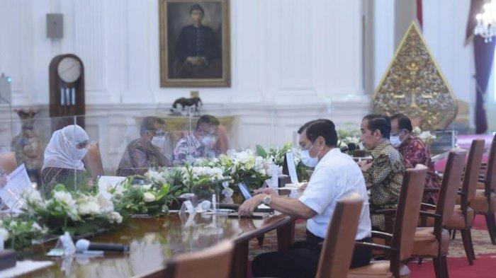Gubernur Nurdin Abdullah: Presiden Minta Hati-hati Buat Kebijakan yang Hambat Pertumbuhan Ekonomi