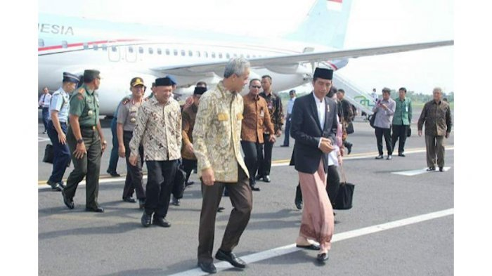 Bukan Risma dan Puan, Pendukung Jokowi Pilih Ganjar Yang Tak Puas Jokowi Pilih Anies Bukan Prabowo