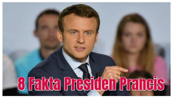 Fakta-fakta Presiden Prancis Hina Islam dan Nabi, Anak Profesor dan Istrinya 24 Tahun Lebih Tua