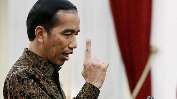 Presiden Jokowi 'Kata-katai', Siapa Ingin Tampar, Jerumuskan Atasan Maruf Amin dan Prabowo Subianto?
