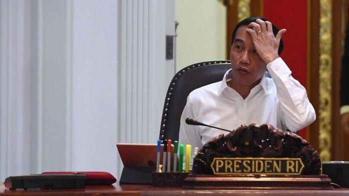 Duh! Presiden Jokowi PHP-in Warga? Bansos Sembako Dampak Covid-19 atau Virus Corona Belum Turun