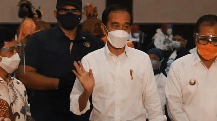 Gara-gara Saya Sappol, Kapolri hingga Mendagri Tito Karnavian Kena Sindir Keras dari Presiden Jokowi