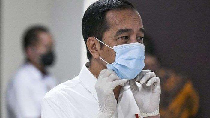 Terkait Virus Corona, Presiden Jokowi: Pemerintah Akan Terbitkan Perppu dan Gelontorkan Rp 405 T