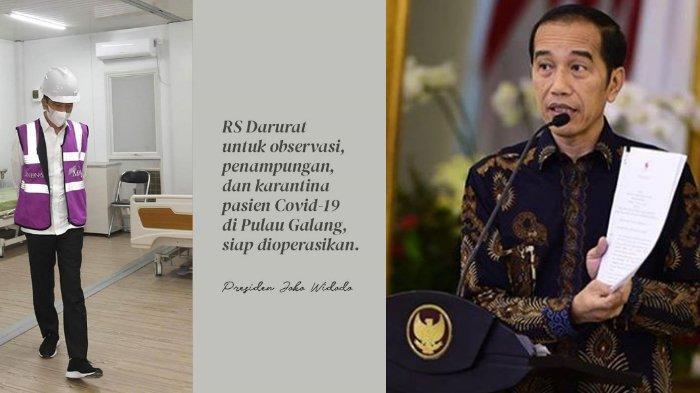 Waspada! Hina Jokowi dan Pejabatnya Terkait Virus Corona ( Covid-19 ) di Medsos Langsung Dipenjara