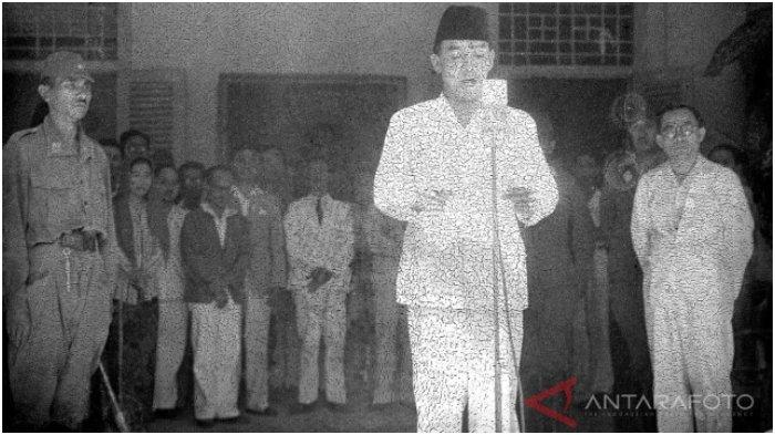 Inilah Naskah Atau Teks Asli Proklamasi Kemerdekaan Indonesia Dibacakan 17 Agustus Jangan Salah Tribun Timur