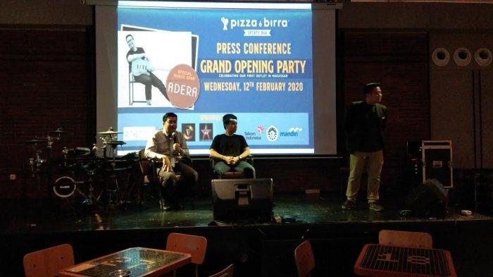 Datang ke Grand Opening Party Pizza e Birra, Bisa Dapat Voucher Kamar Suite di The Rinra