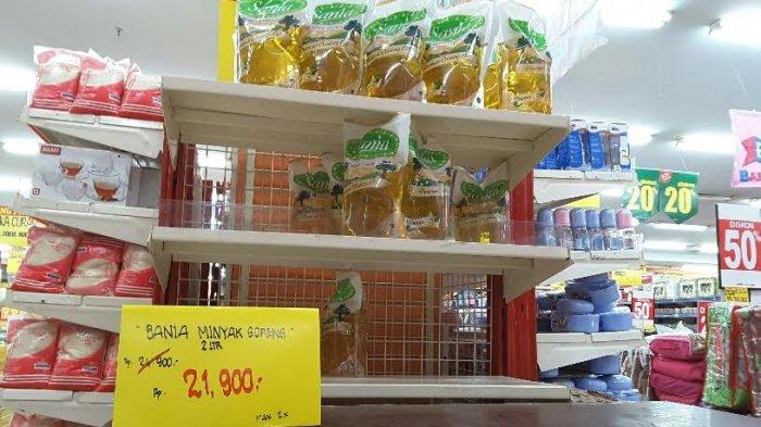 Minyak Goreng Sania 2 Liter Rp 21.900 di Ramayana Panakkukang Square