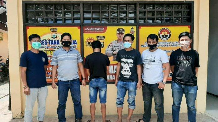 Curi Motor Tetangga, Warga Makale Tana Toraja Diciduk Polisi