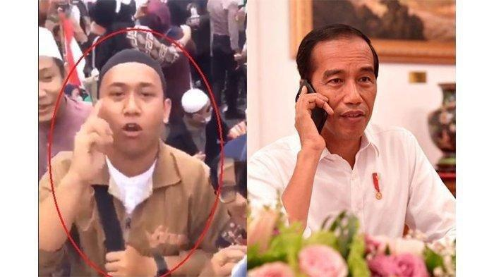 Terancam Hukuman Mati, Ini 5 Fakta HS Pemuda yang Ancam Penggal Kepala Jokowi Kini Ditangkap Polisi