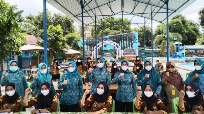 Ukur Kemampuan Kader, PKK Gowa Gelar Tes Kompetensi di 167 Desa