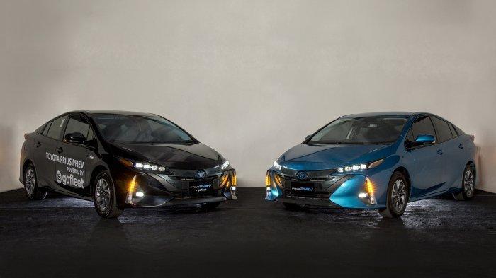 Toyota Resmi Perkenalkan Prius Plug-in Hybrid Electric Vehicle (PHEV)