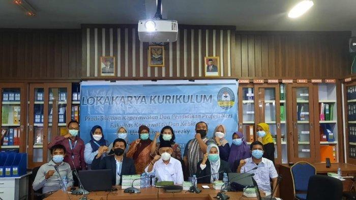 Prodi S1 Keperawatan dan Profesi Ners Unimerz Lokakarya Kurikulum Menuju Akreditasi Unggul