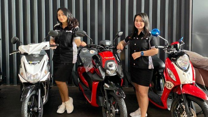Kado Cinta Yamaha Selama Februari, Beli Skutik dengan Uang Muka 10 Persen Gratis Cicilan 3 Bulan