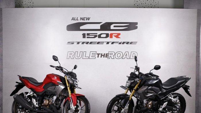 All New CB 150R Streetfire Kini Hadir di Makassar, OTR Rp 30 Jutaan
