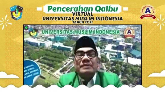 Buka Pencerahan Qalbu, Rektor UMI: Komunikasi dan Kejujuran Syarat Utama Kebutuhan Industri