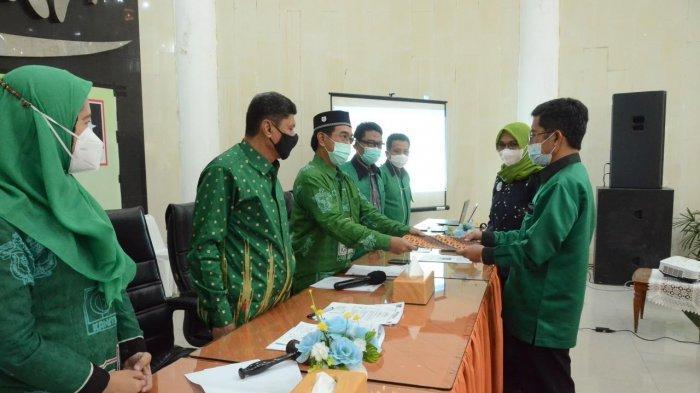 Prof Pangerang Moentha Terpilih Pimpim MD KAHMI Kota Makassar