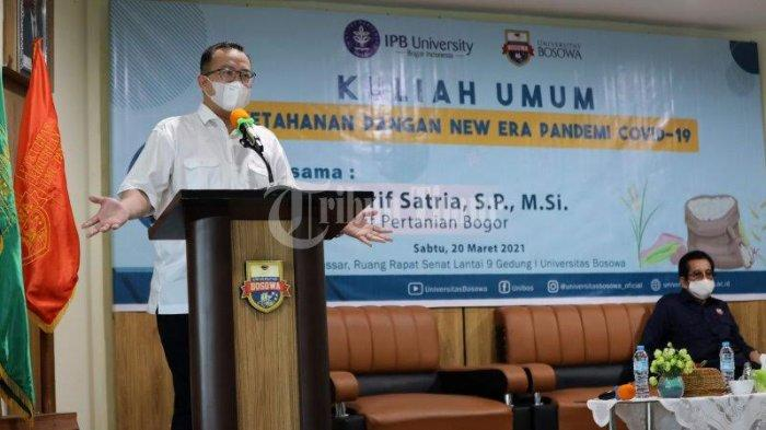 FOTO; Rektor IPB Bawakan Kuliah Umum di Unibos - prof-dr-arif-satria-membawakan-kuliah-umum-du-universitas-bosowa-unibos-1.jpg