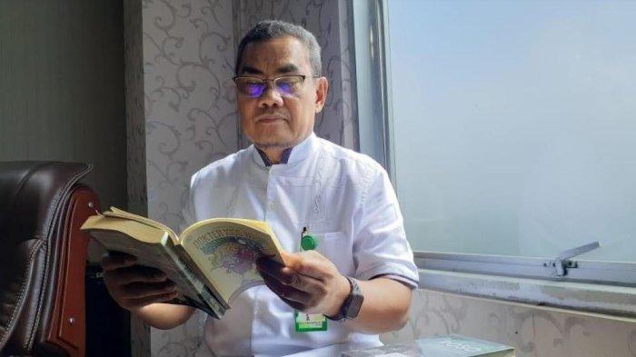 Rektor UMI Prof Dr Basri Modding MSi