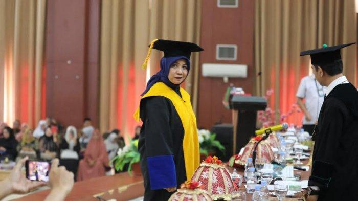 Profil Prof Wasilah Sahabuddin, Guru Besar Baru UIN Alauddin Makassar