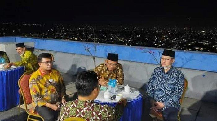 Menko PMK Muhadjir Effendy Bahas Covid-19 dan Dana Haji di Unismuh Makassar