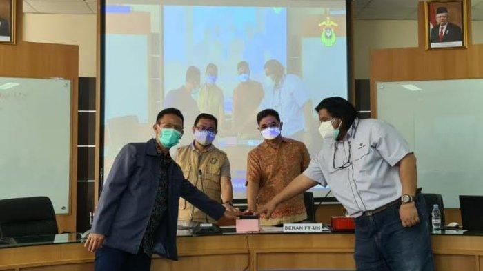 FT Unhas Kirim Tim Kajian Assesmen Bangunan untuk Korban Gempa Sulbar