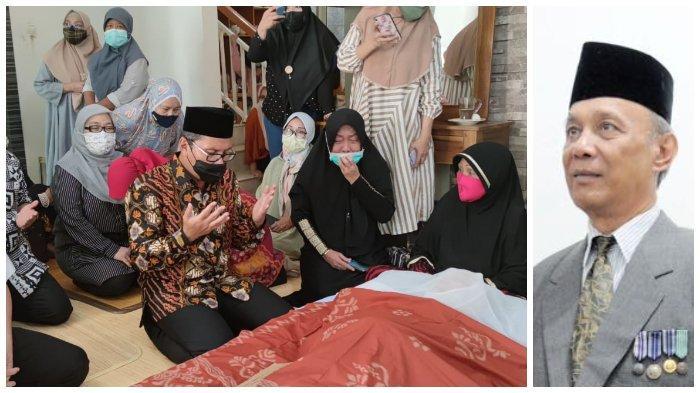 Guru Besar Unhas Prof Ramli Rahim Meninggal, Danny Pomanto Melayat dan Sealmamater Nurdin Abdullah