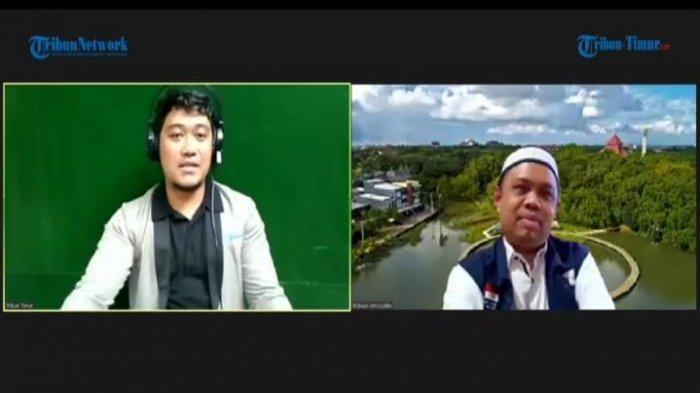 Terkait Penanganan Covid-19, Prof Ridwan Amiruddin: Berhenti Saling Menyalahkan
