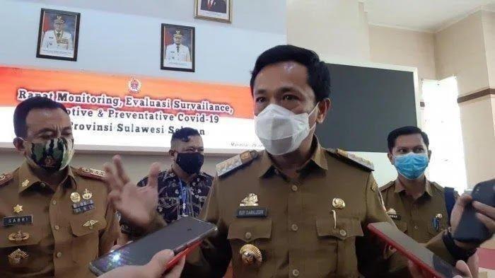 Tinggalkan Kadis PUTR Sulsel, Prof Rudy Djamaluddin Kembali ke Unhas
